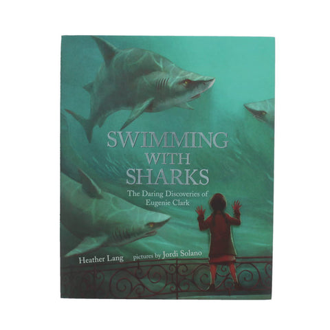 Swimming with Sharks- Front-Chinaberry