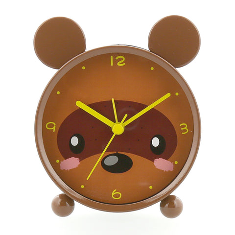 Bedside Buddy Alarm Clock - Bear- Chinaberry