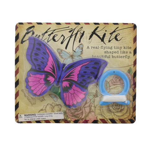Butterfly Kite- Chinaberry