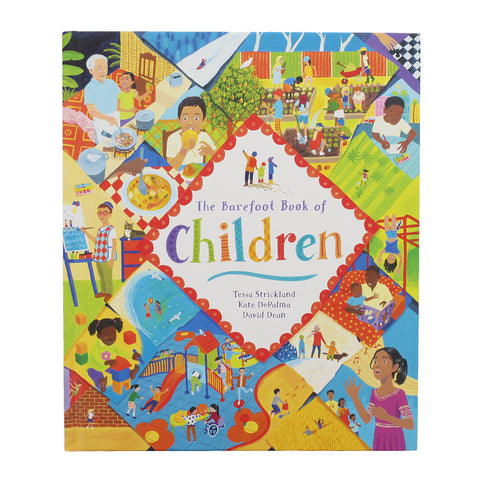 The Barefoot Book of Children- Front- Chinaberry