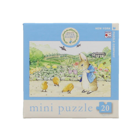 Peter Rabbit Mini Puzzle- Chinaberry