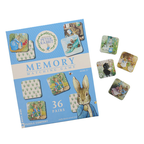 Peter Rabbit Memory Game - Chinaberry
