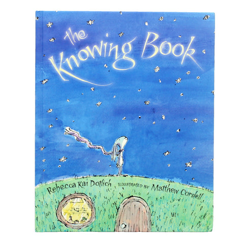 The Knowing Book - Front - Chinaberry