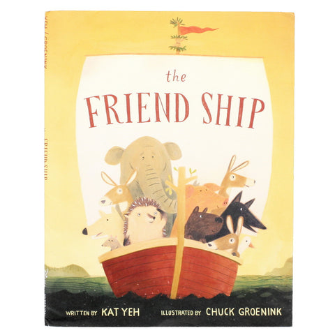 The Friend Ship - Front - Chinaberry