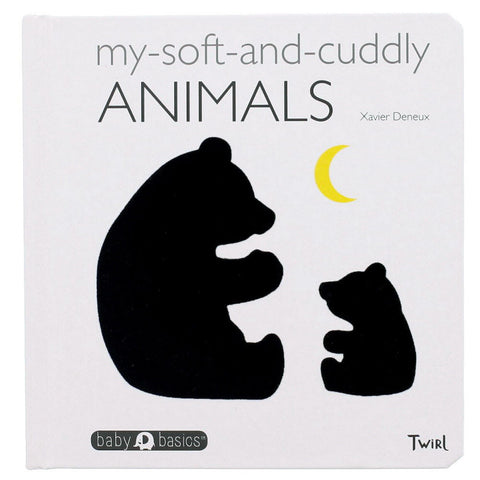 My Soft and Cuddly Animals- Front- Chinaberry