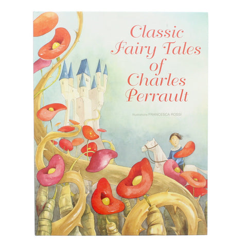 Classic Fairy Tales of Charles Perrault - Front - Chinaberry