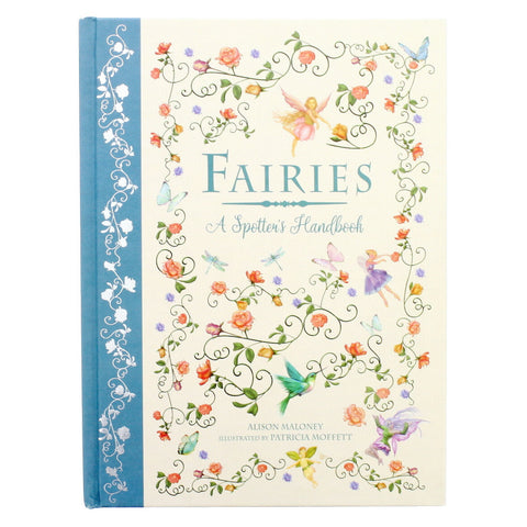 Fairies: A Spotter's Handbook - Front - Chinaberry