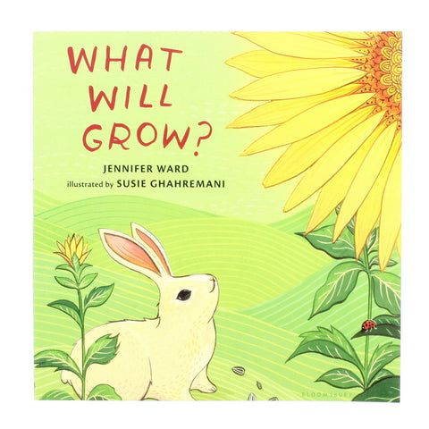 What Will Grow? - Front - Chinaberry