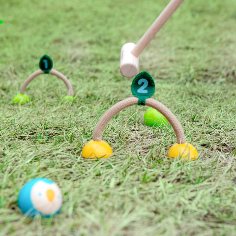 Croquet - Chinaberry