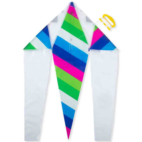 Mini Flo Tail Kite- Chinaberry