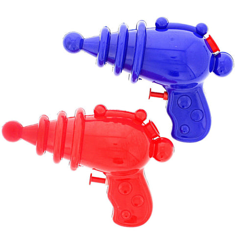Retro Raygun Water Squirters - Set of 2 - Chinaberry
