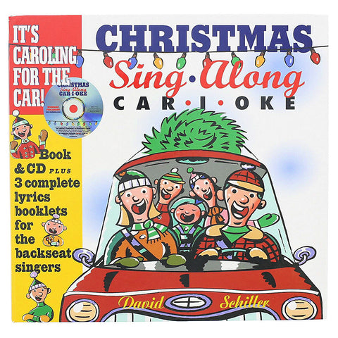 Christmas Sing Along- Front- Chinaberry