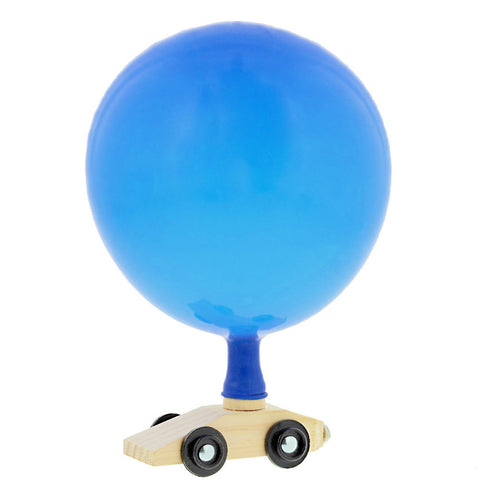 Balloon Powered Car- Chinaberry