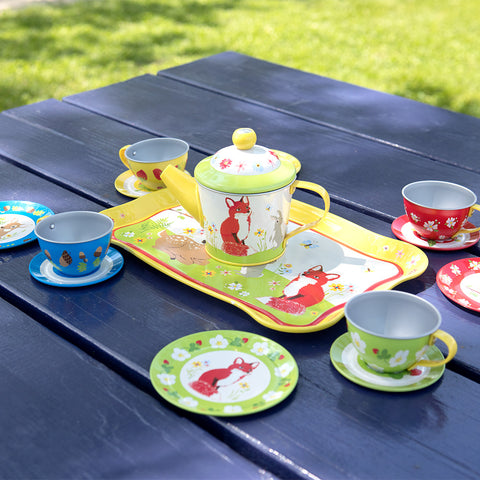 Forest Friends Teaset- Chinaberry