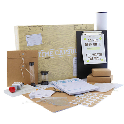 Time Capsule Kit- Chinaberry