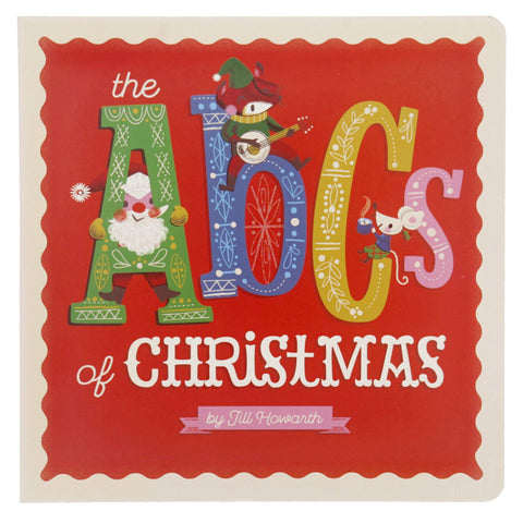 ABCs of Christmas- Front- Chinaberry