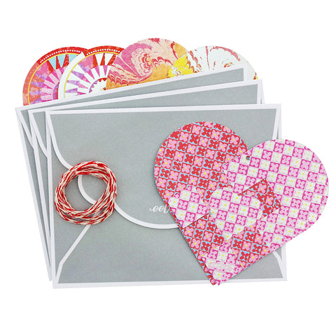 Woven Heart Love Tokens - Chinaberry Catalog