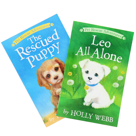 Pet Rescue Adventures Puppies (set of 2)- Chinaberry