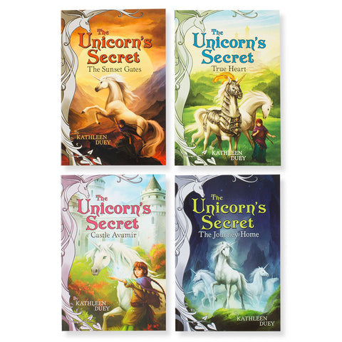 The Unicorn's Secret Set 2 - Chinaberry Books, Toys & Treasures - 1