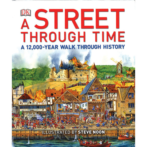 A Street Through Time - Chinaberry Books, Toys & Treasures