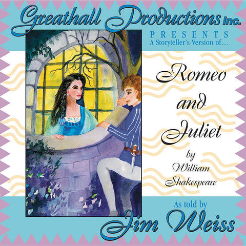 William Shakespeare's Romeo And Juliet - Chinaberry Books, Toys & Treasures