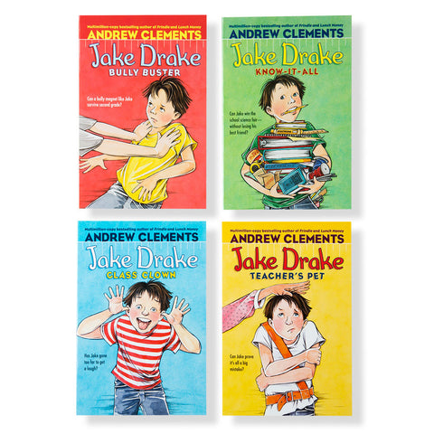 Jake Drake - Set of 4 - Chinaberry Books, Toys & Treasures - 1