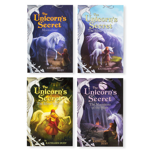 The Unicorn's Secret Set 1 - Chinaberry Books, Toys & Treasures - 1