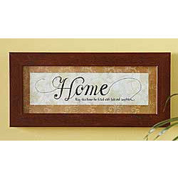 Home Plaque - Chinaberry Books, Toys & Treasures