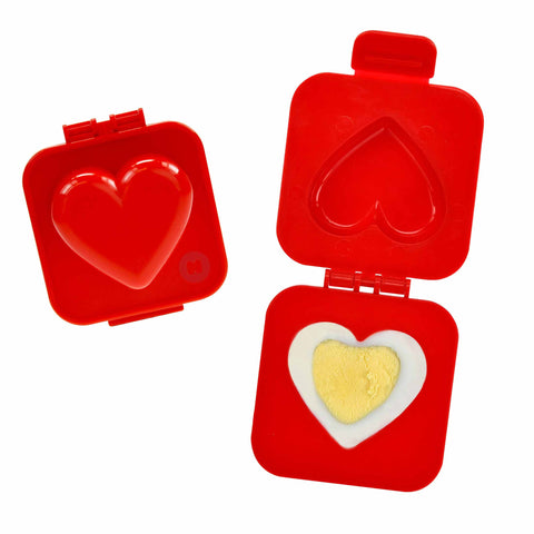 Heart Egg Shaper Set of 2 - Chinaberry Books, Toys & Treasures - 1