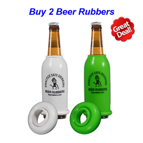 2 - ORIGINAL BEER RUBBERS - (FREE SHIPPING)