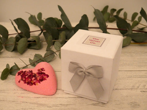 Luxury Rose Bath Bomb