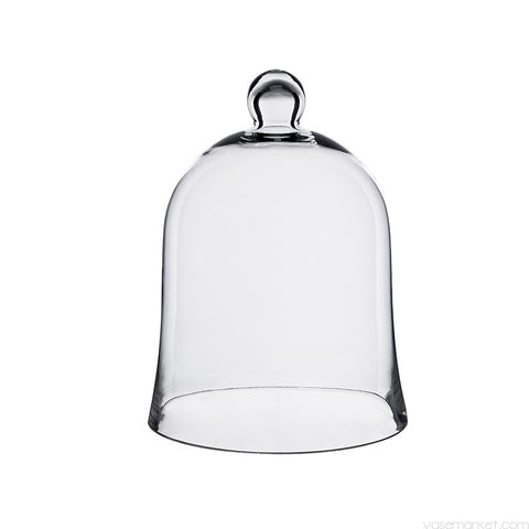 Glass Cloche Dome Cover