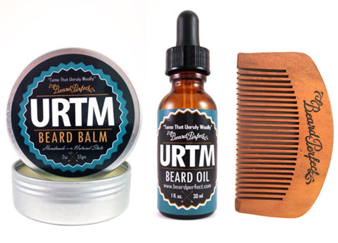 Beard Perfect Complete Gift Set