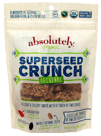 Absolutely Organic Superseed Snack