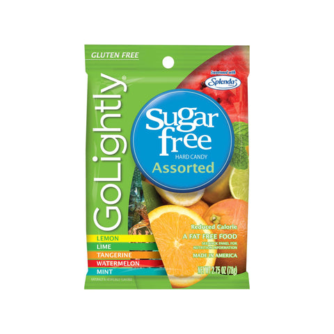 Hillside GoLightly Sugarfree Hard Candies