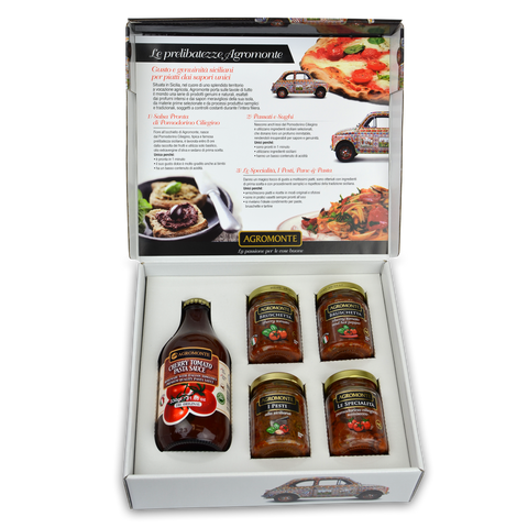 Agromonte Authentic Sauce Gift Set