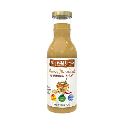 Kosher Pure Wild Oregon Barbecue Sauce