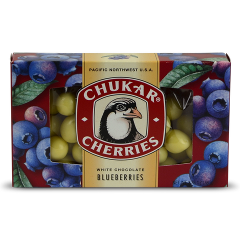 Chukar Boxed Blueberries