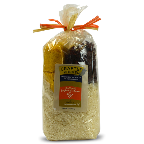 Crafted Kosher Risotto Mix