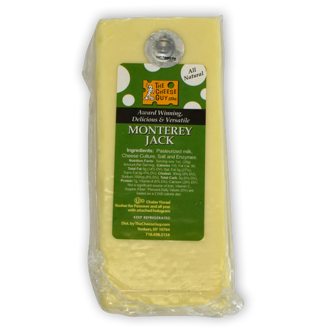 The Cheese Guy Monterey Jack Cheese Wedge