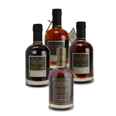 Kosher Crown Maple Pure Maple Syrup