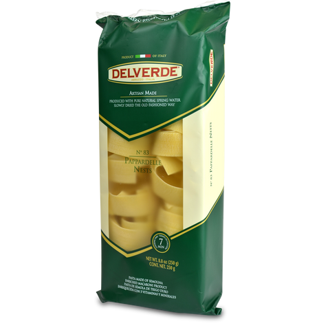 Delverde Imported Nested Pappardelle