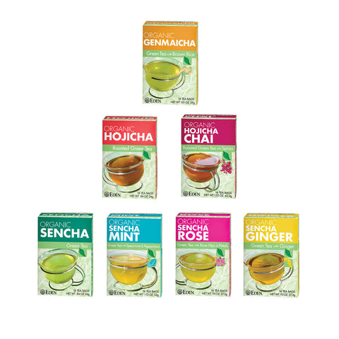 Eden Foods Organic Green Tea
