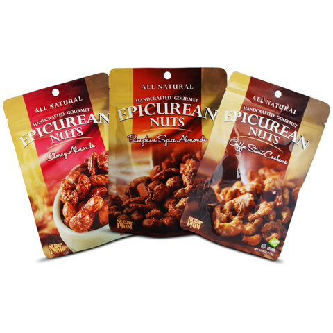 Sugar Plum Epicurean Nuts