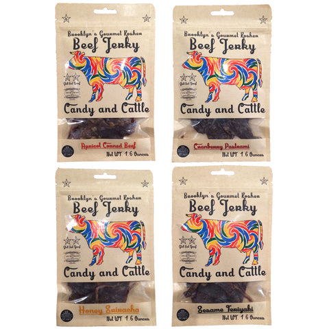 Candy & Cattle Beef Jerky
