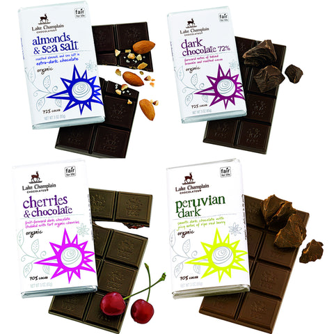 Lake Champlain Organic Extra Dark Chocolate lovers