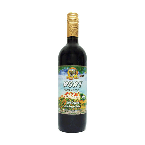 De La Rosa Organic Grape Juice