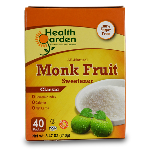 Kosher Health Garden Monk Sweetener