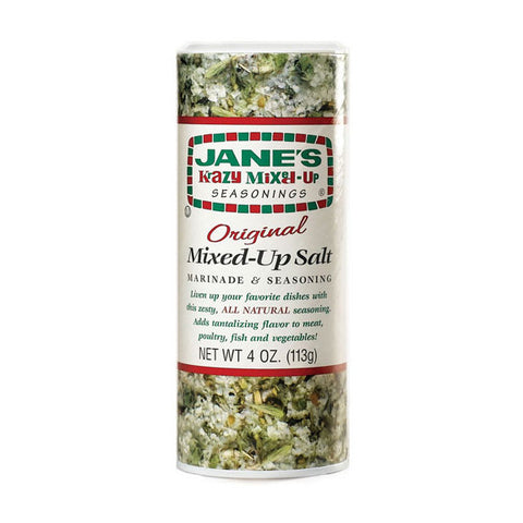 Janes Krazy Mixed Seasoning