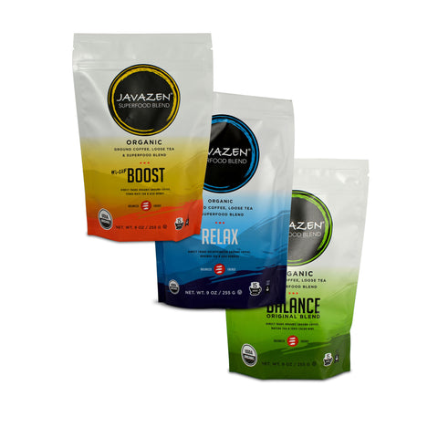 Kosher Javazen Superfood Blend Coffee